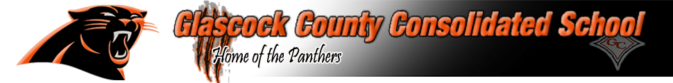 Glascock County Consolidated School  Logo
